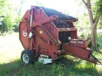 Long hay mower in good condition and works great for