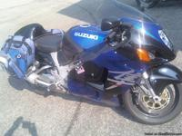 2002 Hayabusa, 48,000 miles, one owner, service records