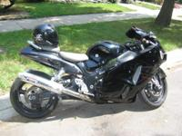 Description 2002 perfect !! SUZUKI HAYABUSA GSXR 1300