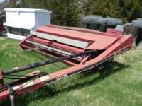 Haybine good condition asking 2750$ call 1- thanks