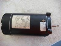 Hayward pool pump motor AO Smith 1 HP 115/230 volt duel