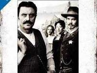 All three series of the HBO Deadwood in a collector