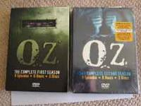 This the 1st and 2nd seasons of the HBO series OZ. Each