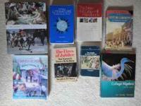 Selling the following HCC books at cheap prices...if