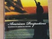 American Perspectives Volume II 2 Fourth 4th edition