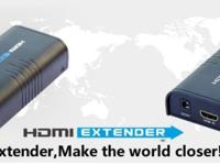 HDMI over cat6(cat5e) lan unlimited Extender with