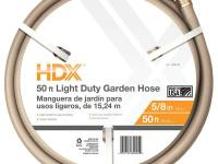The Apex 5/8 in. x 50 ft. Light-Duty Water Hose is