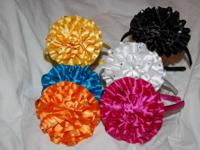 Beautiful Headbands with Numerous Styles, Colors ,
