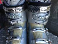 Head Edge 9.5 One HF Women's Ski Boots.  Retail: