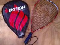 The head Racquetball is in excellent condition. The