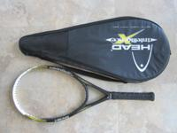 Grip Size: 4 1/4 Unstring, sell with carry bag Weight: