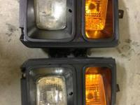 headlights for ford f350. call 978-0908