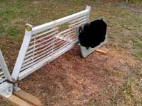 Two truck racks in good condition for $100.00 each.