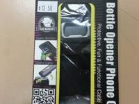 Headcase HTC EVO 4G Container Opener Case Black.