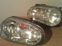 I have a pair of headlights I used to have on a VW GTI
