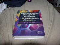 Book is called Health Information Management