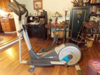 Health Rider Elliptical C535e 3 setting adjustable