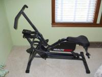 I'm posting this ad for a exercise machine. Bought new,