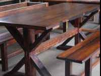 Handmade furniture. Farm tables, conference tables,