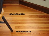 The flooring is a premium #1 slow growth wood with very