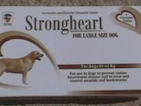 I will have several boxes of generic Heartgard Plus to