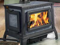POWERHOUSE WOOD STOVE AT AN INCREDIBLY LOW PRICE!