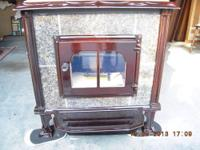 A beautiful Hearthstone II, polished Brownstone with
