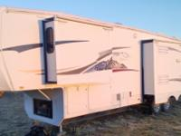 Model 3670RL.'07 5th wheel, 38ft, 4 slides. Beautiful,