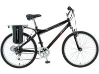 The Ezip Trailz Men's Electric Bike offers