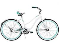 "This Huffy Cranbrook 26"" Women's cruiser bike is the"