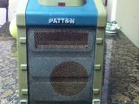 These heaters are in good working condition. Good for