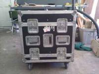 Seriously heavy duty case on casters that has served me
