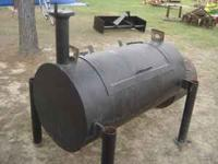 I have a large heavy duty bbq pitt in great condition