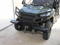 Introducing a heavy duty bumper guard that works as