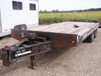 Heavy Duty Equipment Trailer - $10000 (Gretna)