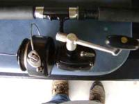 Heavy Duty Fishing Spinning Reel & Rod Combination,