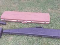 I  have 4 heavy duty gun cases.three of them you can