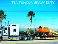 TIA Transport & Towing Professional & Affordable Heavy