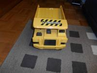 Heavy Metal Tonka Dumptruck in excellent condition.
