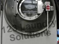 Milnor Front Load Washer 208-240v Stainless Steel