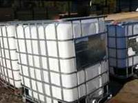 For sale heavy duty plastic totes also known as IBC