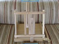 Heavy Duty Table Top Easel with drawer/handle In