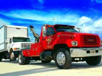 TIA Transport & Towing  Heavy Duty Towing Call for