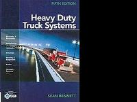 Heavy Duty Truck Systems textbook. Hardcover 5th