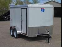 Come Check Out This Heavy Duty Enclosed Tandem Axle