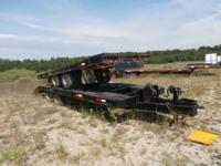 Massive tools, vehicle hauler flatbed trailers,