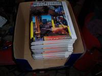complete set school books for heavy equipment