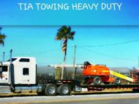 TIA Transport & Towing Heavy Lifting Towing Call For A