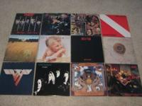 Have my collection of Heavy Metal records for sale.