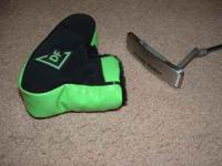 Heavy Putter, Anser Style. $25 (Great Shape - Grip is a